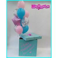 Коробка-сюрприз для девушки