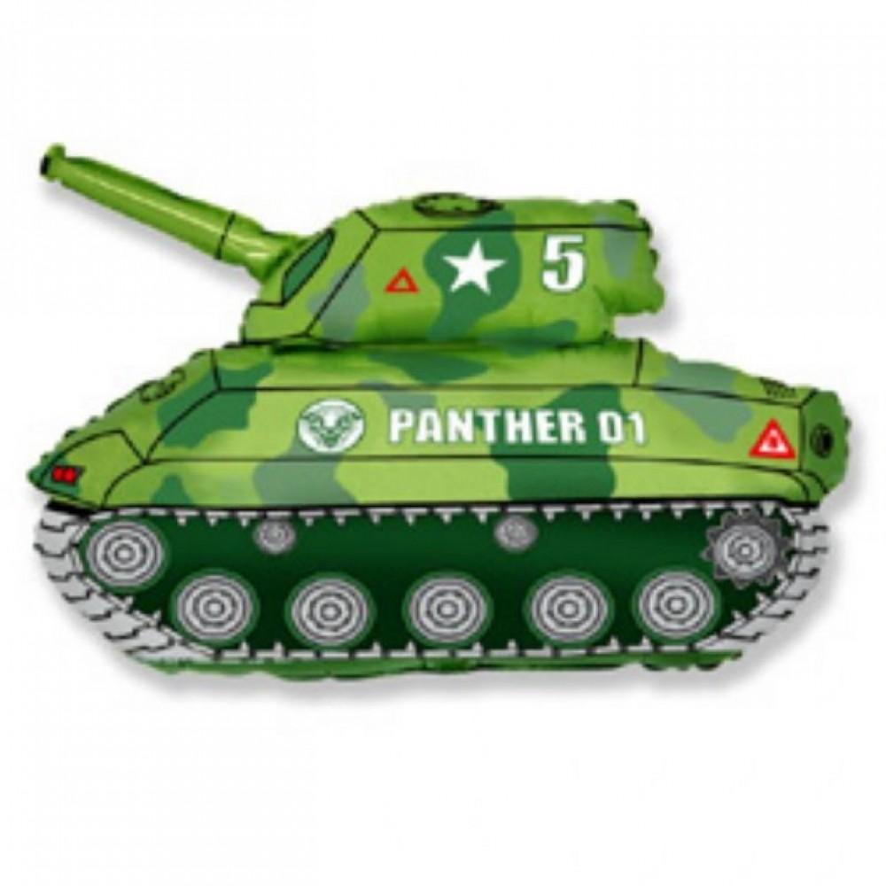 Танк военный